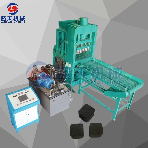 Ignition Charcoal Briquetting Machine