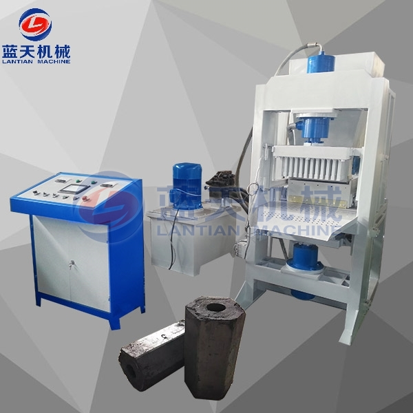 Wood Charcoal Tablet Making Machine