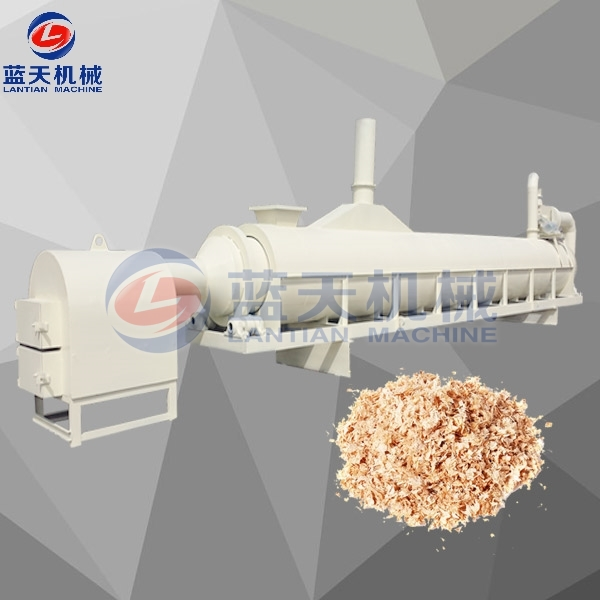 Sawdust Drying Machine