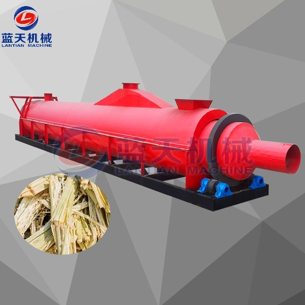 Bagasse Drying Machine
