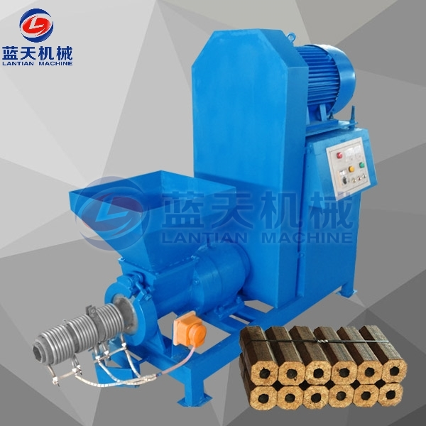 Bagasse Extruder Machine