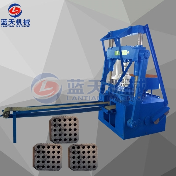 Honeycomb Lignite Coal Pressing Machine