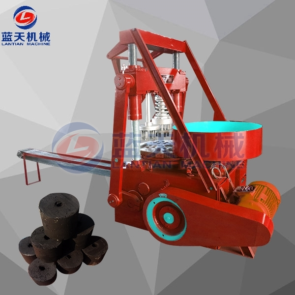 140 Type Honeycomb Coal Pressing Machine