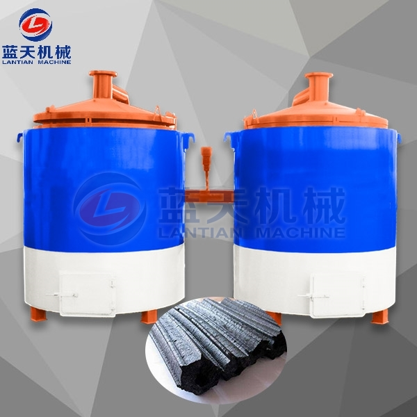 Bagasse Rods Carbonization Furnace