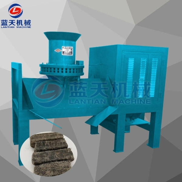 Rice Straw Coal Briquette Machine