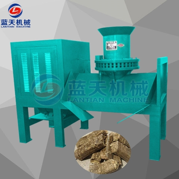 Sawdust Biomass Briquetting Machine