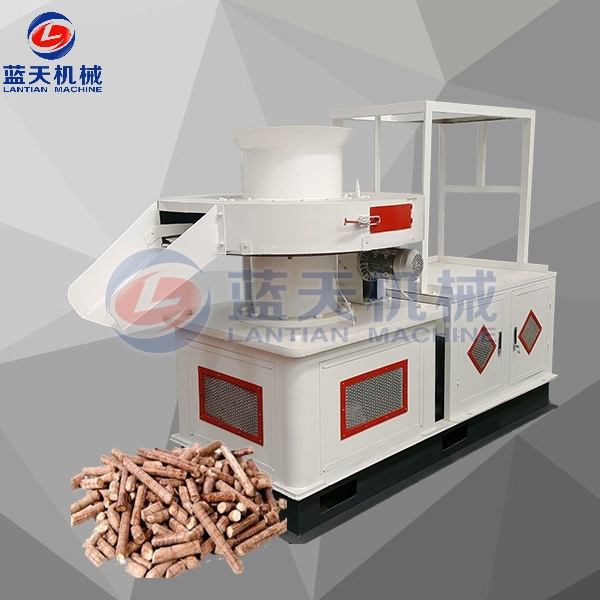 Bamboo Powder Pellet Making Machine