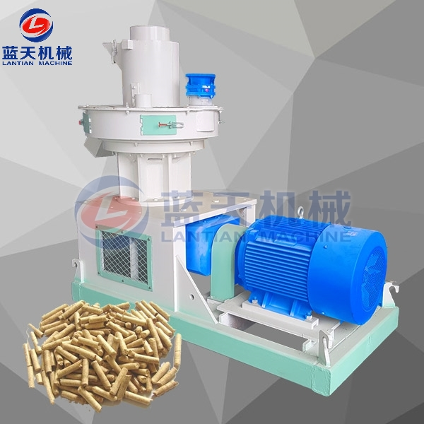 Sugarcane Bagasse Pellet Machine