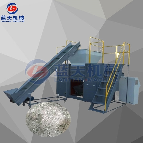 Fiber Shredder Machine